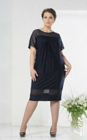 платья больших размеров для полных женщин
